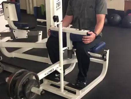 Calf training tips