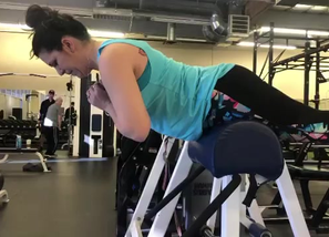 How to target your glutes with the glute/ham machine