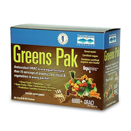 I like using this supplement to get a variety of green vegetables and vitamins and minerals in my diet