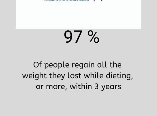 Calorie cutting = No win approach