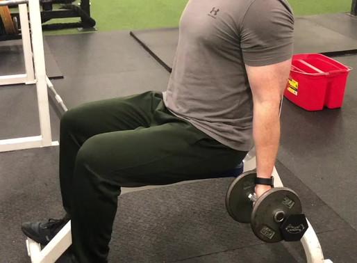 Training for total arm development