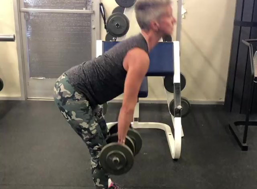 Hip hinge key for athletic performance and everyday life