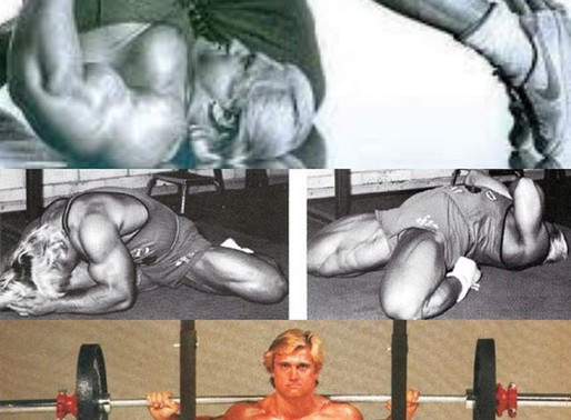 Weight/strength training makes you inflexible?