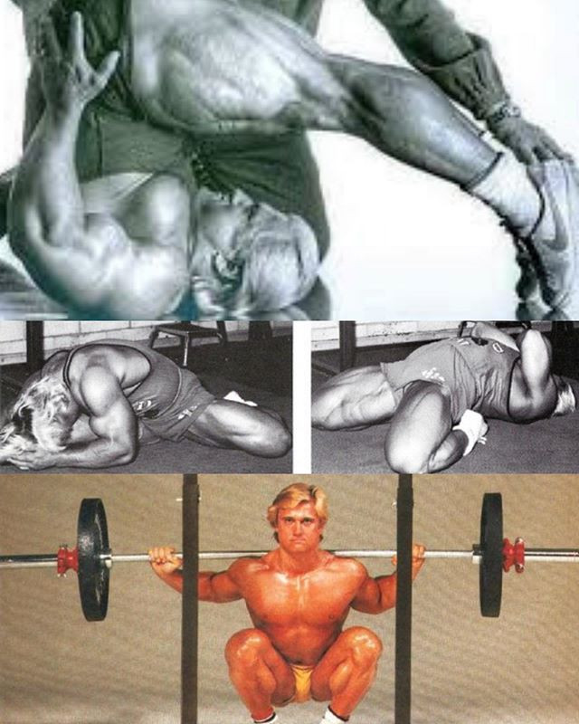 One of the oldest myths is weight/strength training will make you inflexible and muscle bound