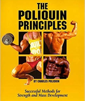 A great workout book the late, great Charles Poliquin