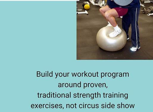 Exercise Gimmicks