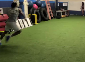 45 degree hops for athletic performance