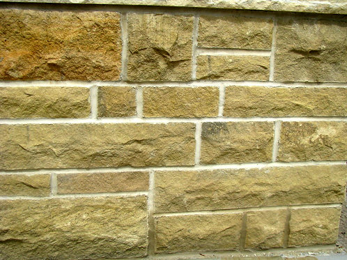Yorkshire Sandstone Clean Cut Split Faced (Random)