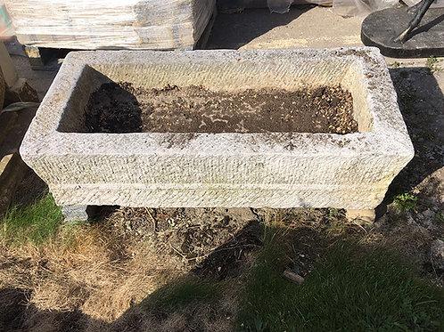 Limestone Trough (size varies)