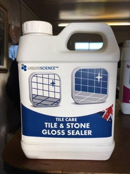 Liquid Science: Tile & Stone: Gloss Sealer