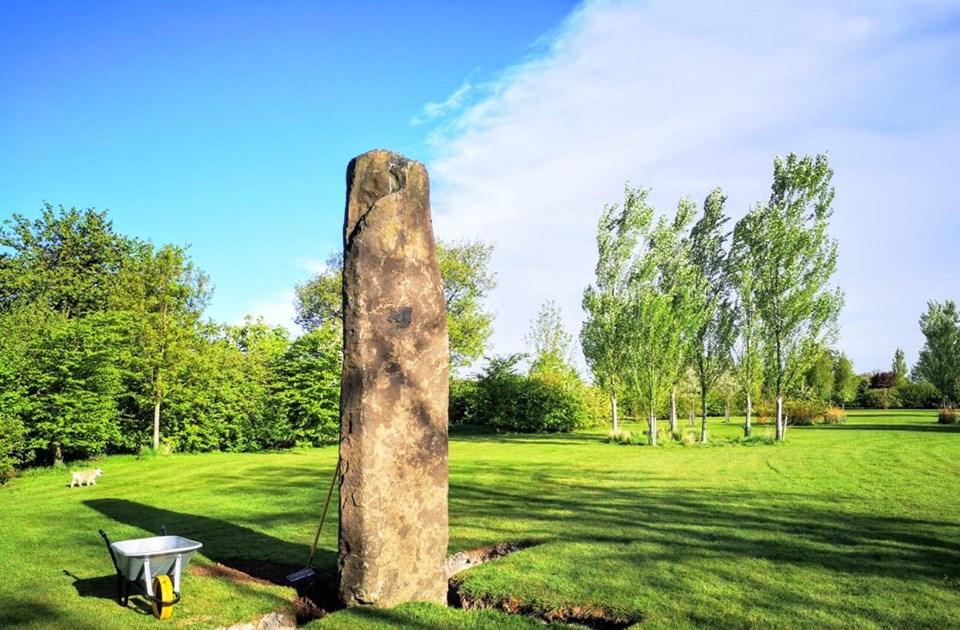 Basalt Monolith 3