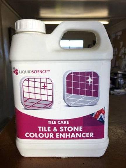 Liquid Science: Tile & Stone: Colour Enhancer