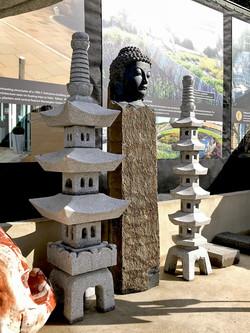 Nara 3 Tier Lantern