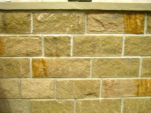 Yorkshire Sandstone Clean Cut Split Faced