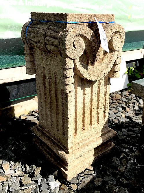 Trugaman Handmade Gritstone Plinth