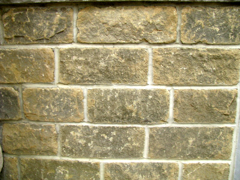 140mm Black Face Sandstone