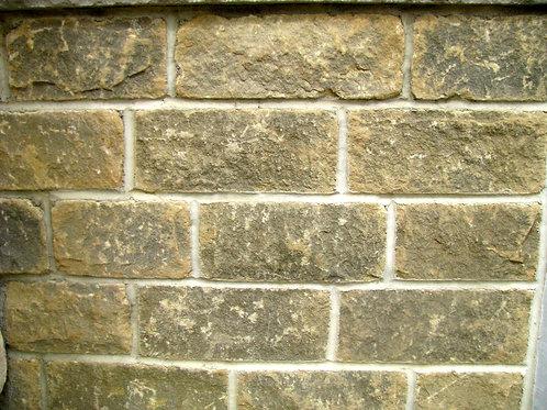 Yorkshire Sandstone Black & Tumbled