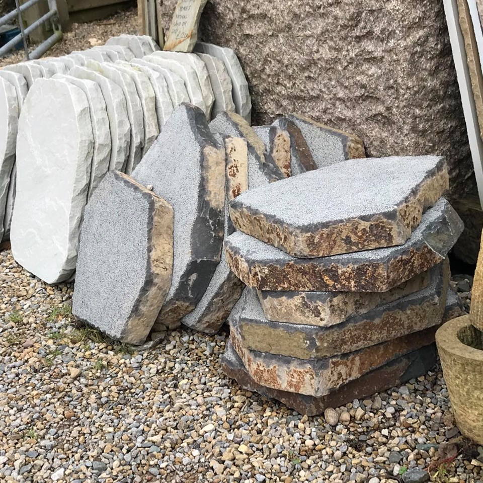 Basalt Stepping Stones 5