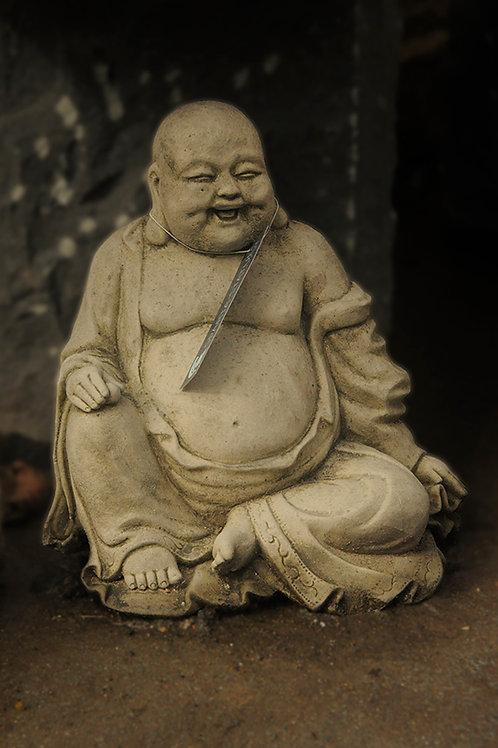 Buddha Happy  (BD17)