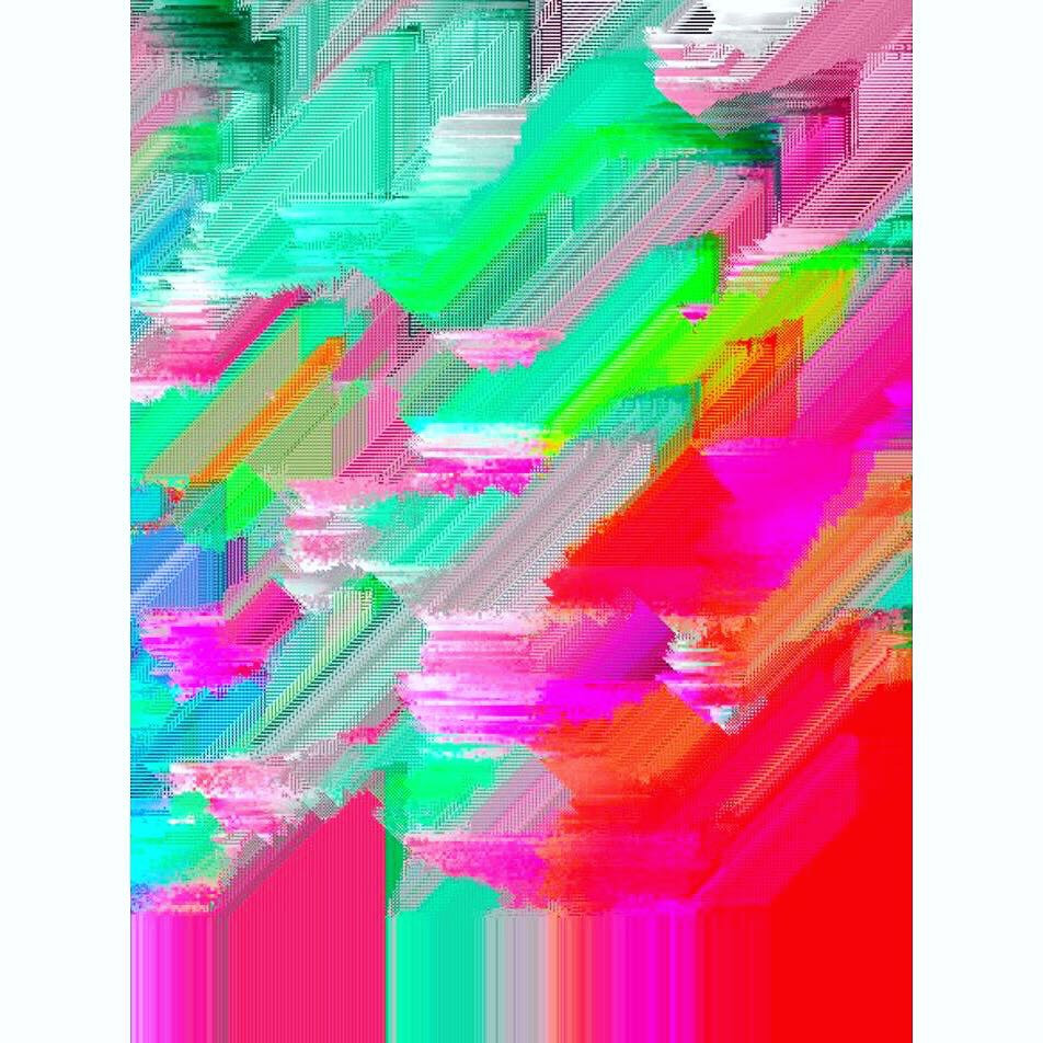 140218 - Nia Maria Haaranen Contemporary Art Triptych with Iman Russ
