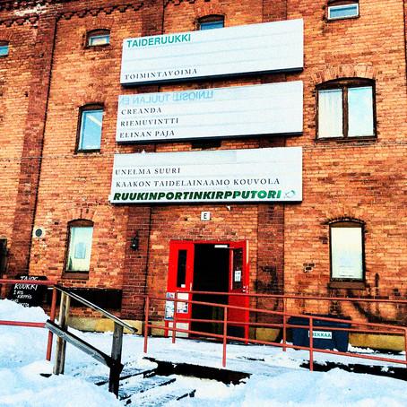 Kymin Taideruukki ( Art Factory )