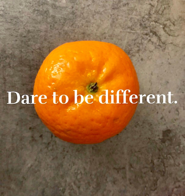 Dare to be different - Diversity and inclusion - Art is for all