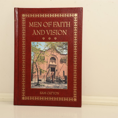 Men Of Faith & Vision Book 1
