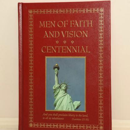 Men Of Faith & Vision Book 3