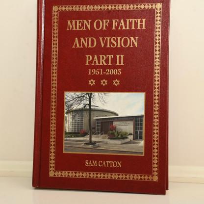 Men Of Faith & Vision Book 2