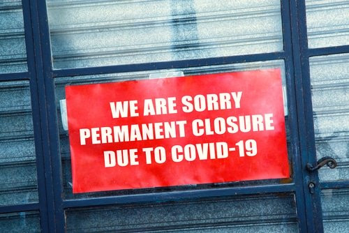 Yelp reported this week that a shocking 60% of business closures since March are now permanent (Up 23% from July)