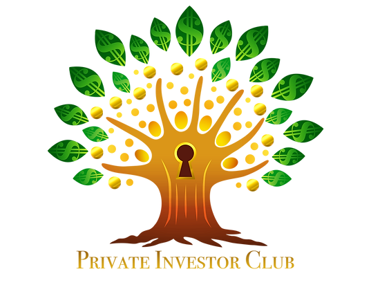 Private investor club: alternative investments club such as real estate, private equity, venture cap