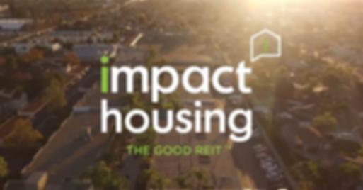 Impact Housing REIT (on CrowdStreet)