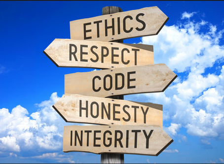 """New """"Code of Ethics"""" for the Site and Investment Club"""