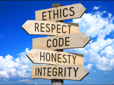"New ""Code of Ethics"" for the Site and Investment Club"