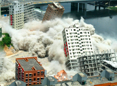 How Will All the Apartment Overbuilding End?