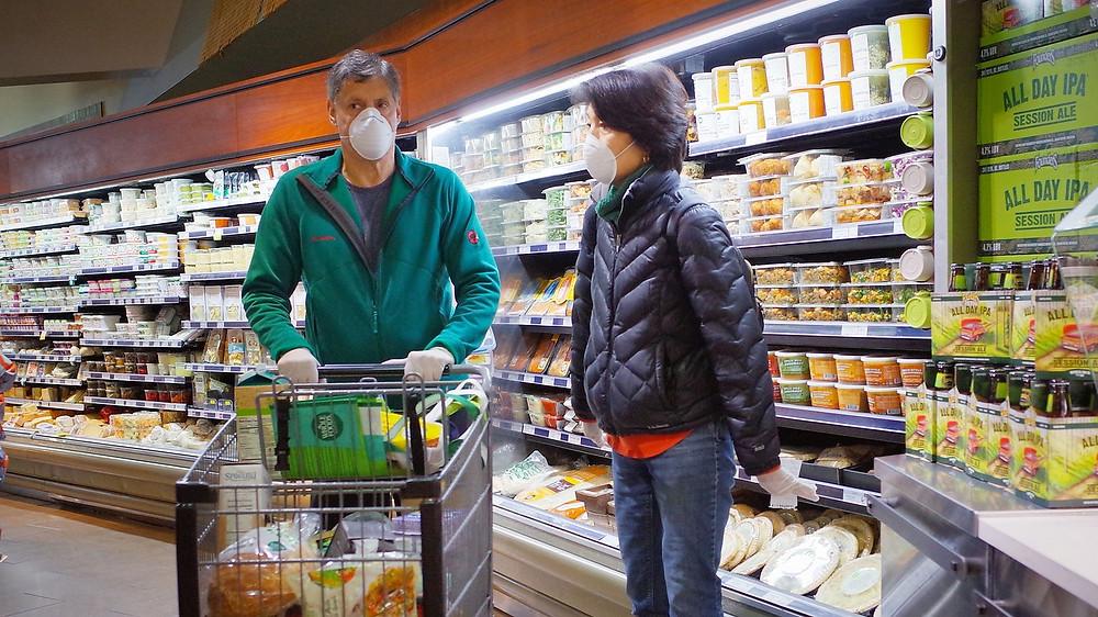 CDC advises use of masks as voluntary public health measure