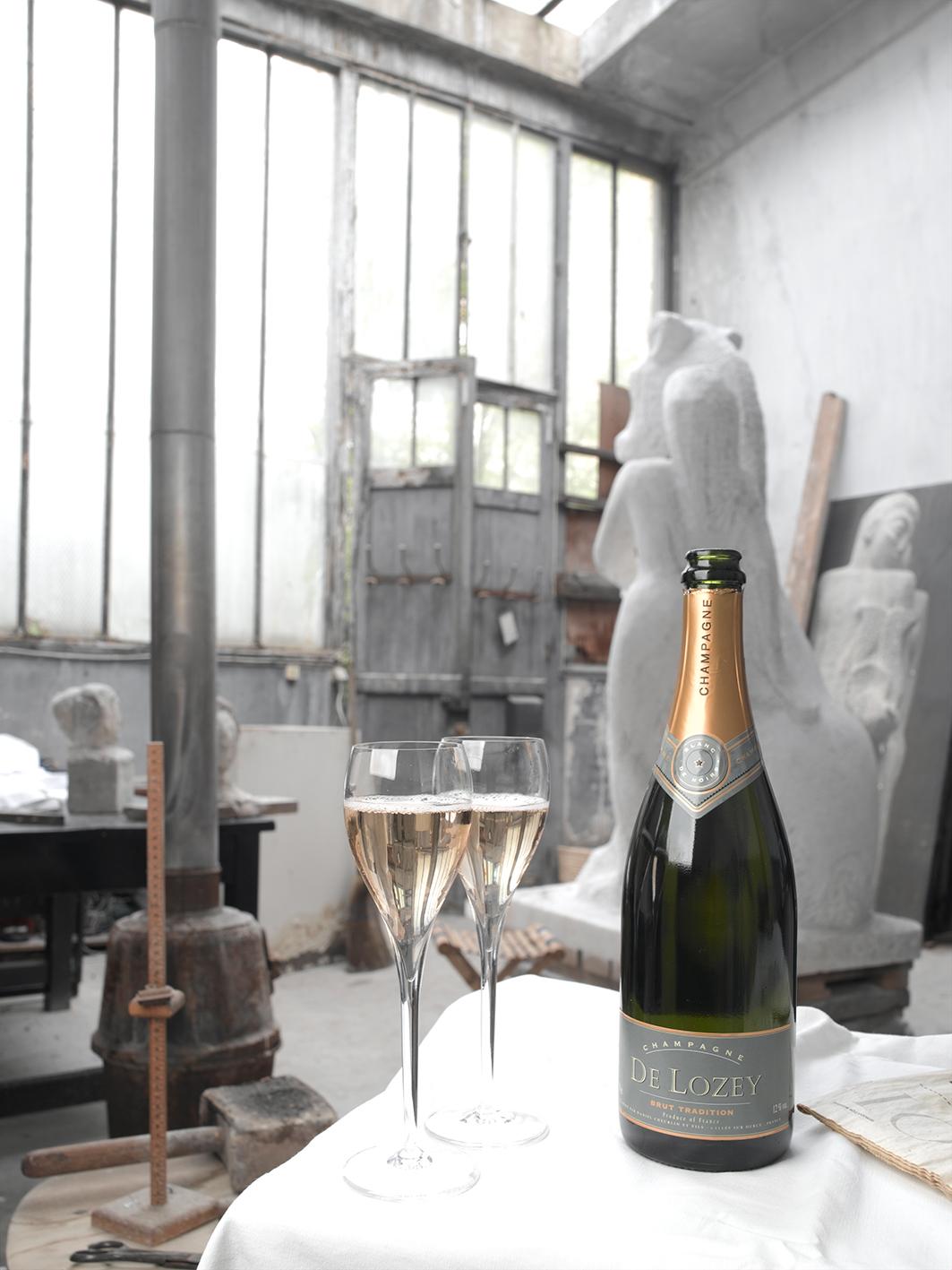 Philippe Delosey Champagne