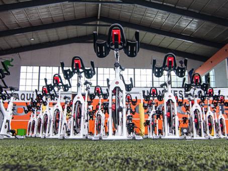 Renovamos nuestras salas de Indoor Cycling 🚴♀️