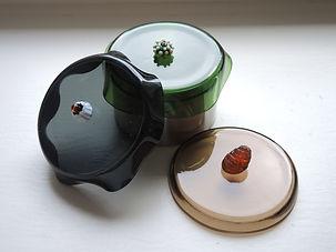 Glasfusing im Glasstudio / Glas Atelier