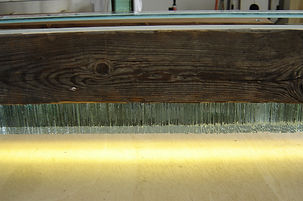 Lampen im Glasstudio & Glas Atelier