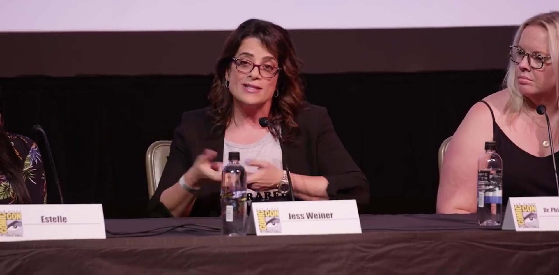 Jess Weiner | 2018 Comic Con Clip: The Intersection of Culture, Entertainment & Representation