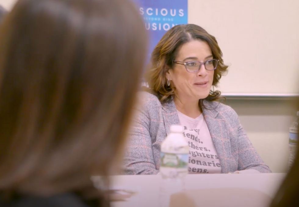 Jess Weiner | She Should Run Storytelling Workshop with HBO & NYWIFT