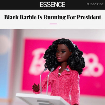 Barbie's Campaign Team
