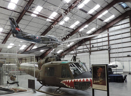 Pima Air & Space Museum... it's just plane awesome!