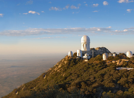 Peek into the cosmos at Kitt Peak