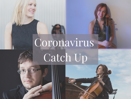 Coronavirus: The Global Fermata Catch Up
