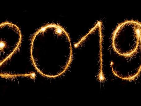Dear 2019...