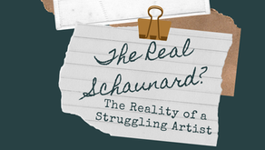 The Real Schaunard? The Realities of a Struggling Artist.