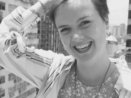 The Graduate Interviews: Laura Suzanne Hunt