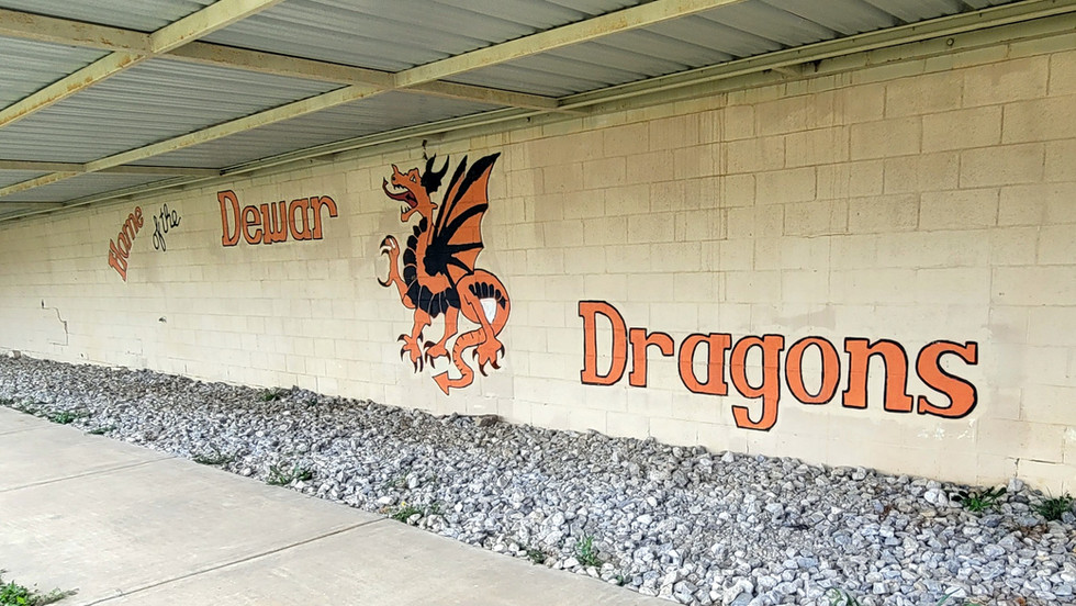 Dewar Dragons